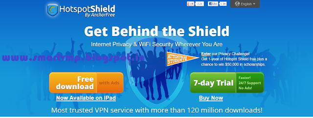 downlaod now completed version of hotspot shield
