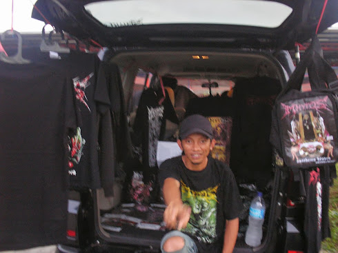 Lapak MH Corner at Care Of Humanity-KARAWANG 2010