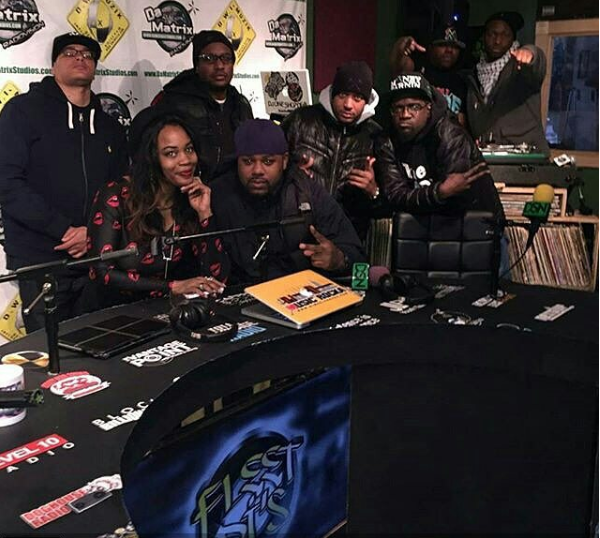 NY FLEET LIVE RADIO SHOW