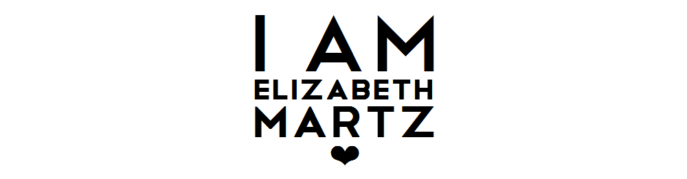I Am Elizabeth Martz | Beauty Fashion & Lifestyle Blog