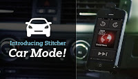 Sticher for iPhone, Sticher iOS, Sticher for BMW, iOS Apps, Sticher Car Mode