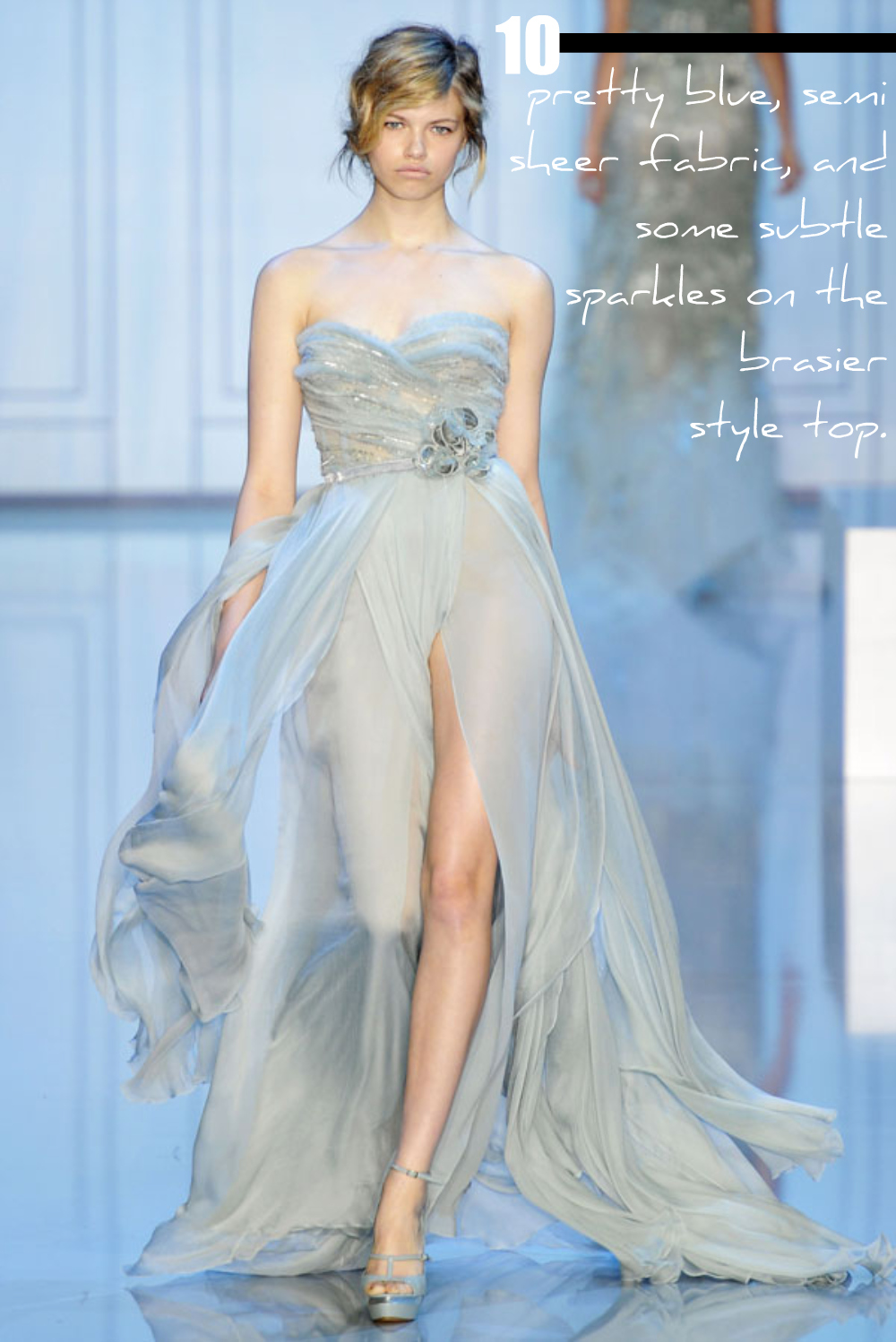 Elie Saab Fall 2011 Couture | Paris Haute Couture - MY TOP 10 ...