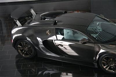 Bugatti Veyron Vinsero from Mansory