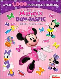 Minnie Minnie's Bow-tastic Sticker Collection