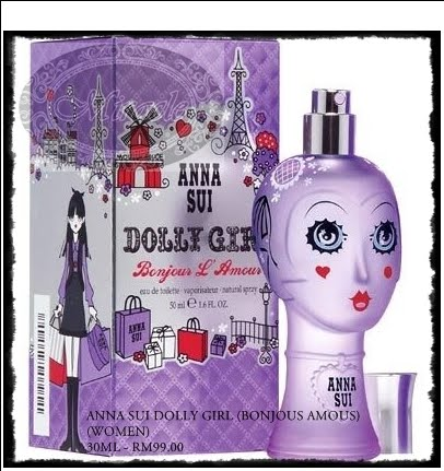 Anna Sui Perfume Dolly Girl
