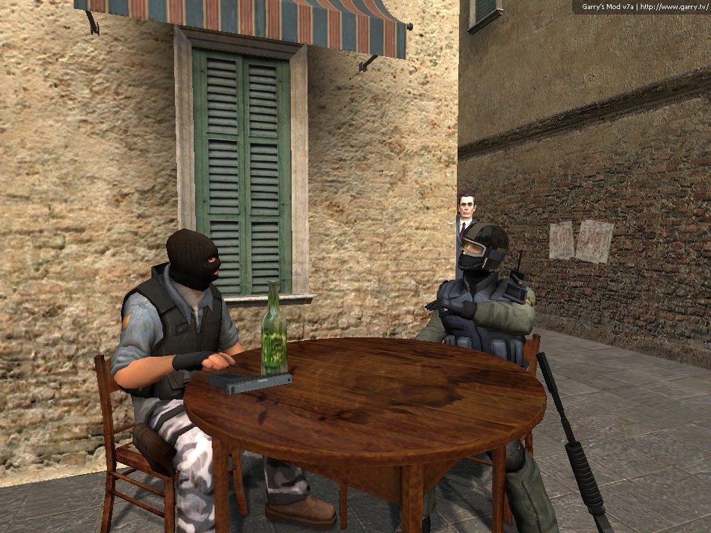 an analysis of counter strike a computer games Online multiplayer shooters, like cs:go, fortnite, and pubg, are currently   overwatch is listed (or ranked) 4 on the list the most popular video games   analysis and development division for the nintendo 64 video game console it  was.