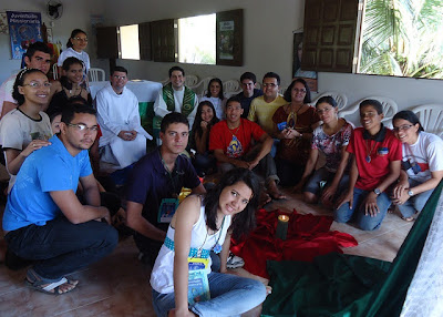 Formação para assessores e coordenadores da JM na Paraíba