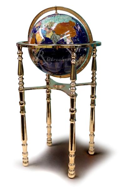 Retroalmacen tienda online de antig edades vintage y - Bola del mundo decoracion ...