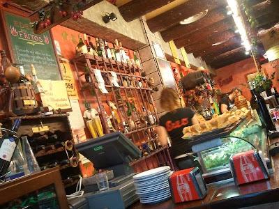 Erzo restaurant in Zaragoza
