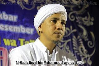 Habib novel, ceramah, mp3