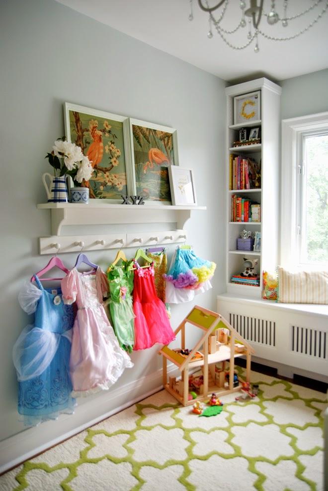 Rambling Renovators | big girl bedroom