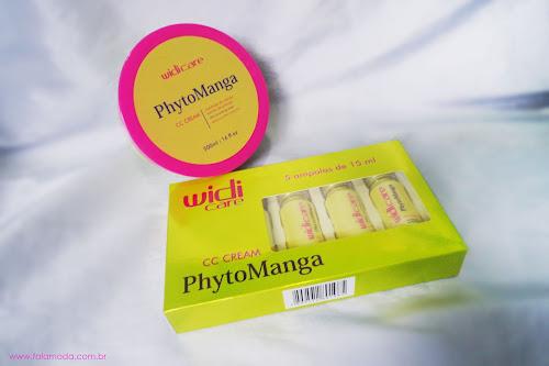 Super Nutrição Capilar Phyto Manga - Widi Care