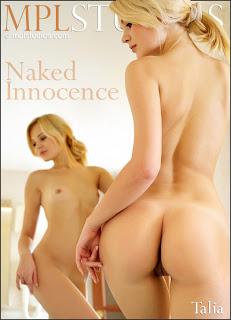 MPLStudios - Talia - Naked Innocence - Cover