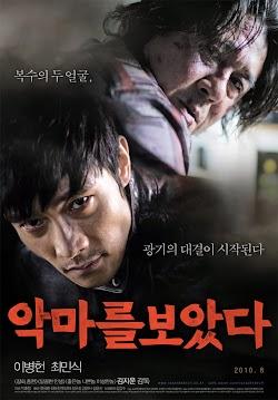 Thiện Ác Đáo Đầu - I Saw The Devil (2010) Poster