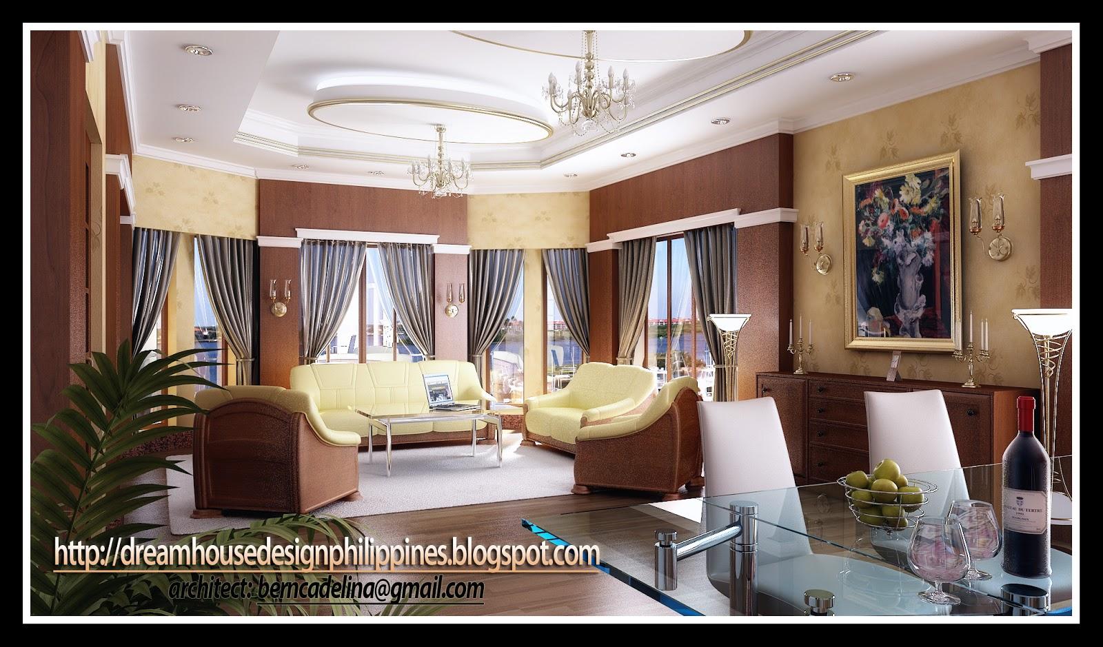house interior design philippines pictures house designs
