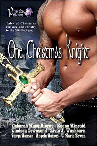 A Christmas Knight anthology