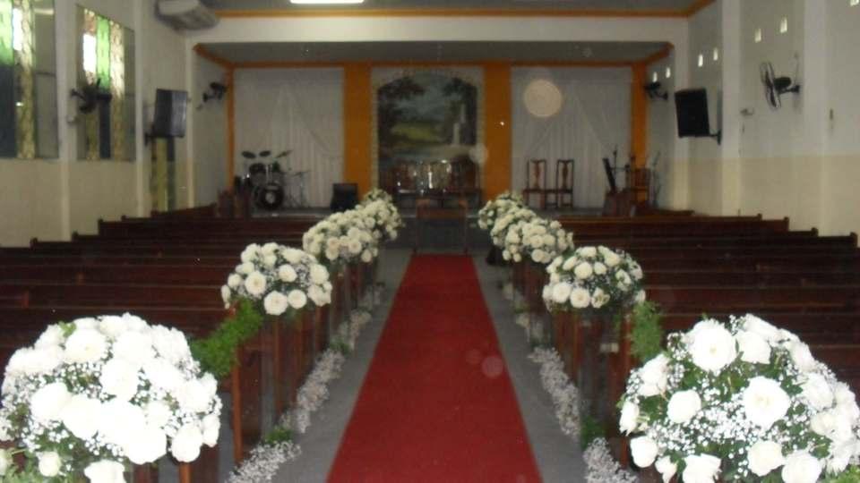 decoracao para casamento quanto custa:Decoração para igreja em Rosas