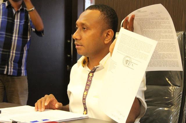 Fraksi Hanura Nilai Pansus 14 Kursi DPR Papua Ilegal