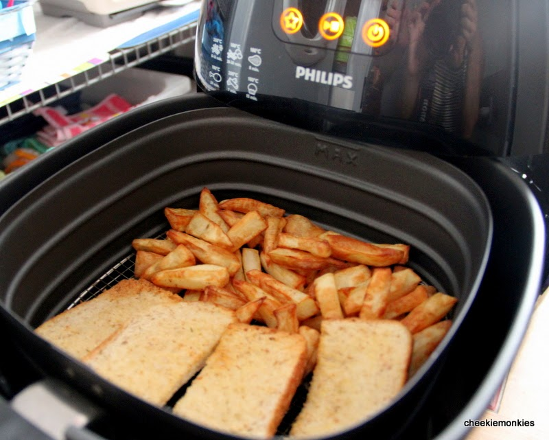 how to make mccain french fries in airfryer