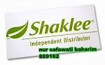 Im green with shaklee