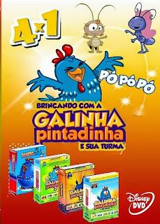 01 Download   Galinha Pintadinha 4 em 1