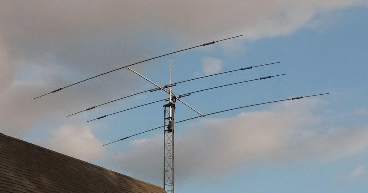 Amateur Radio - Malaysia: G5RV Vs Automatic ATU & Manual ATU Comparison