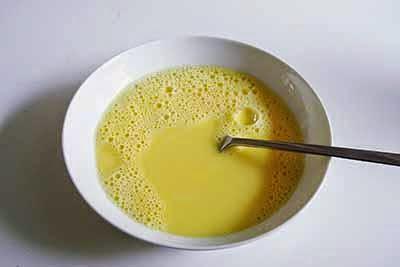Torta salata agretti e gorgonzola 5