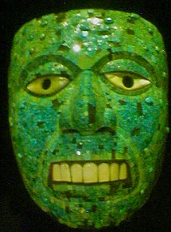 aztec facial features