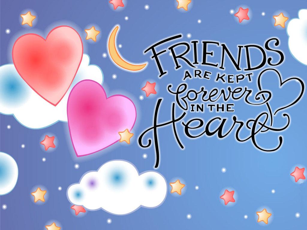 Imagen de amor y de amistad