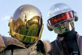 Thomas Bangalter y Guy-Manuel de Homem-Christo componen el dúo de Montmartre Daft Punk