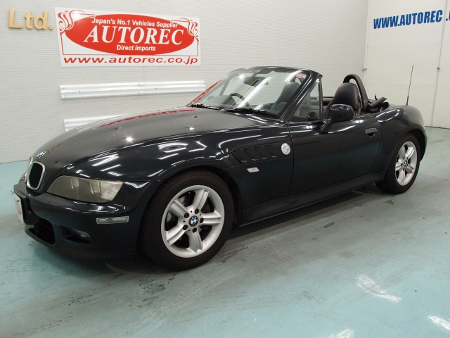 2000 Bmw Z3 Rhd Japanese Vehicles To The World