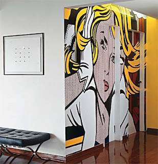 decoração de paredes com vinil