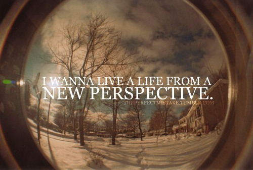 Photo Album ( I Wanna Live a Life From a new Perspective )