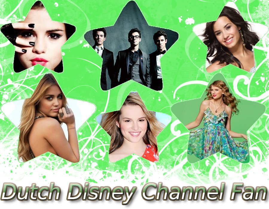 Dutch Disney Channel Fan