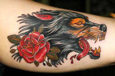 Fotos de Tatuagens Old School