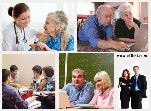 Người lớn tuổi có 5 nổi niềm khi học tiếng Anh