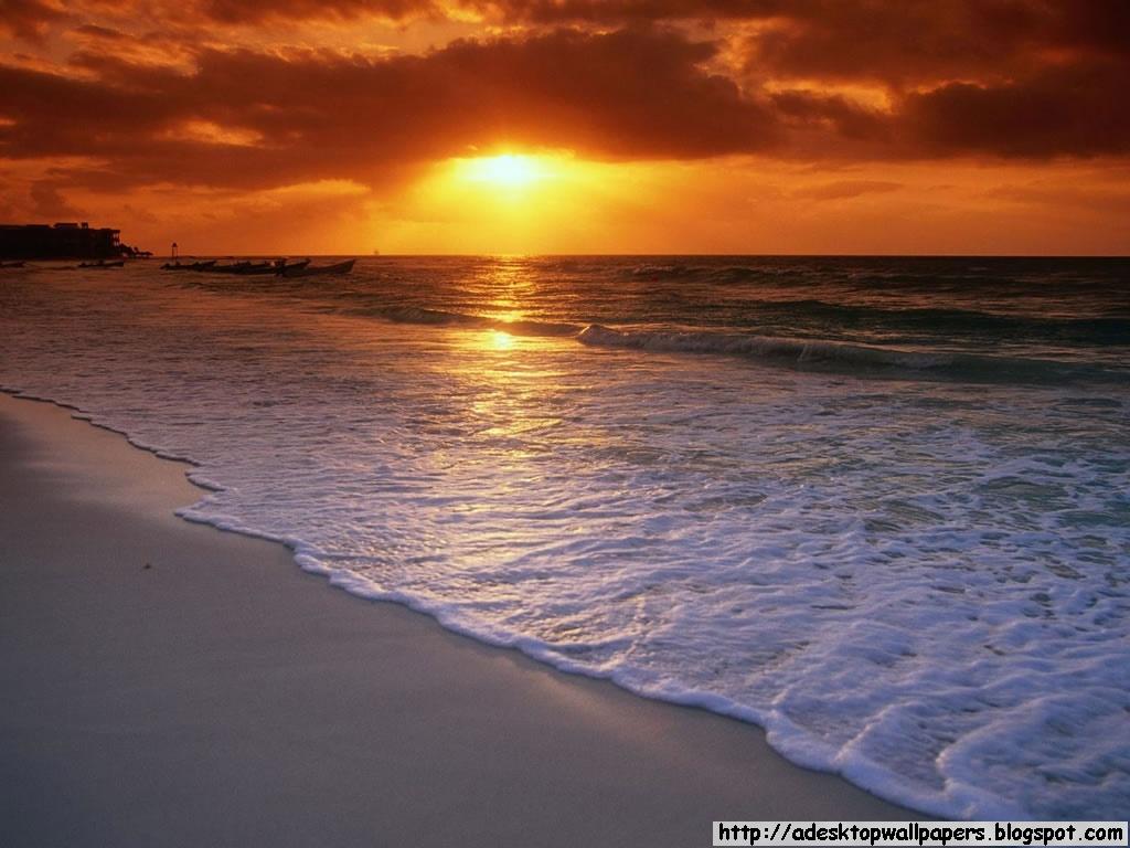 sunset wallpapers for desktop - photo #29