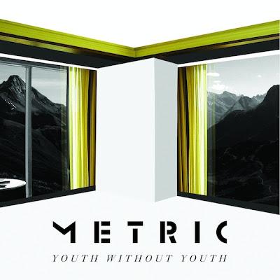 Metric - Youth Without Youth Lyrics