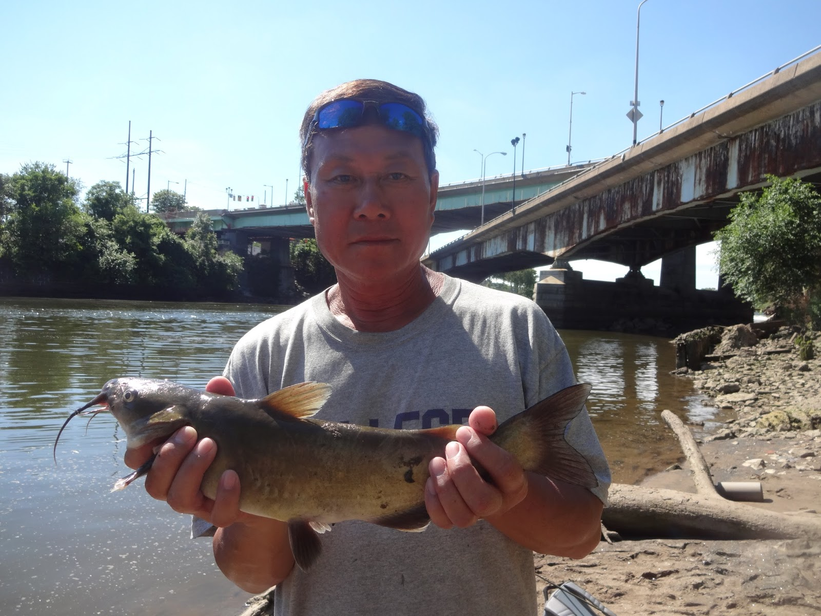 Extreme philly fishing june fishing sessions 06 24 for Extreme philly fishing