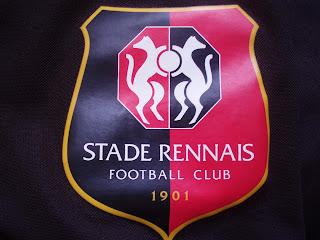camiseta Stade Rennais