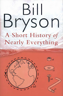 Portada de BILL BRYSON - A short story about nearly everything
