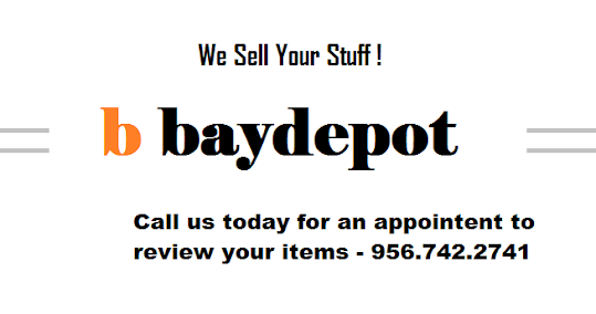 b baydepot is the place to sell your valuables