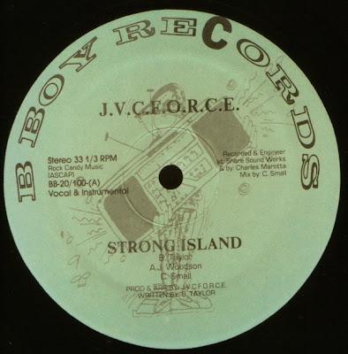 J.V.C. F.O.R.C.E – Strong Island (VLS) (1987) (VBR)