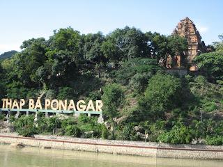 Torre Ponagar Nha Trang