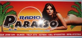 RADIO PARASO 92.1 FM