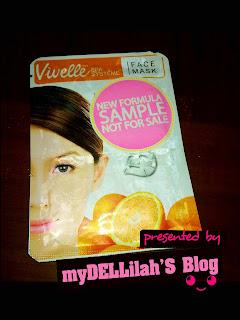 Vivelle spa system Face Masker: