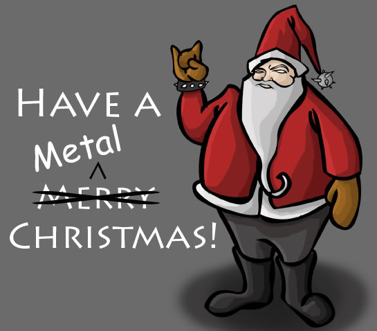 Metal Merry Christmas Images - Reverse Search