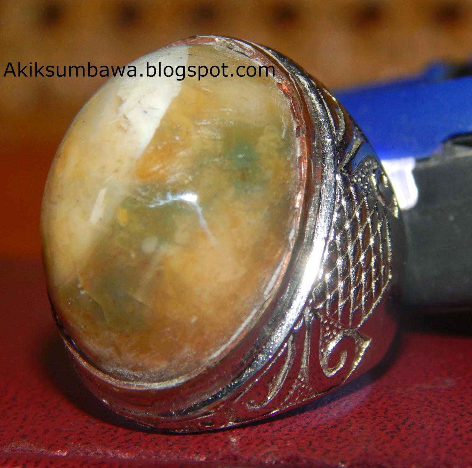 Batu Cincin Panca Warna