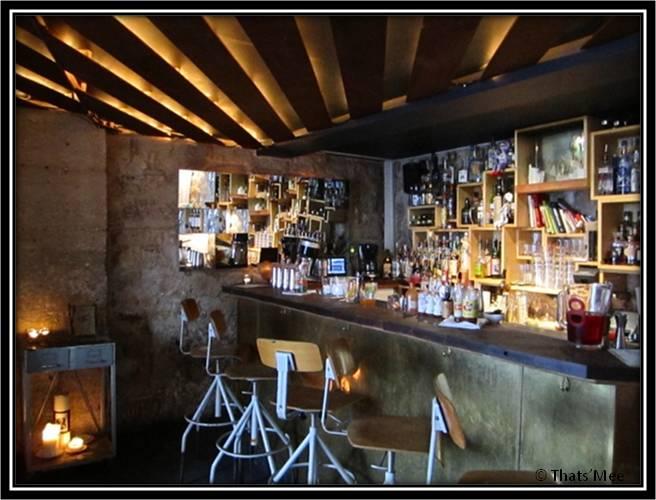 Bar Candelaria Paris Rue Saintonge
