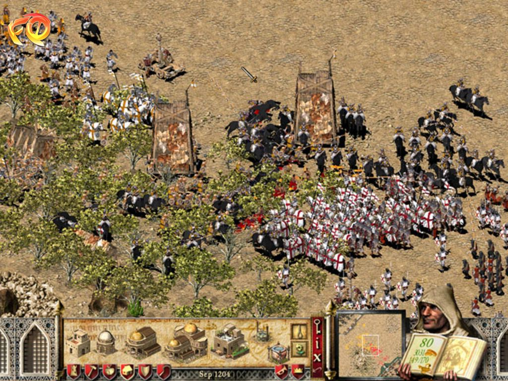 Stronghold Crusader Патч До Версии 1.1